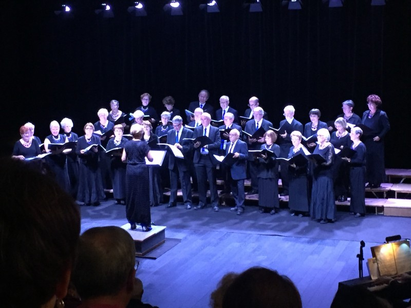 Concert à Saint Clair du Rhône